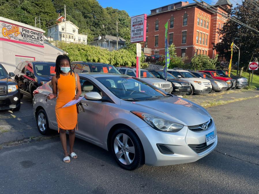 Used 2011 Hyundai Elantra in Derby, Connecticut | Bridge Motors LLC. Derby, Connecticut