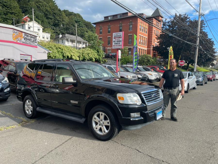 Used 2008 Ford Explorer in Derby, Connecticut | Bridge Motors LLC. Derby, Connecticut