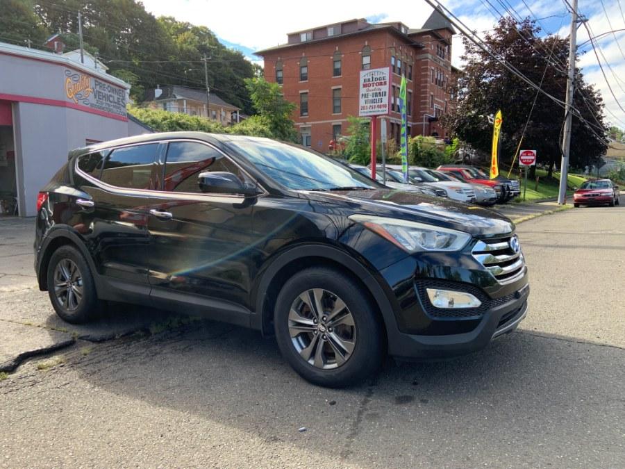 Used 2013 Hyundai Santa Fe in Derby, Connecticut | Bridge Motors LLC. Derby, Connecticut