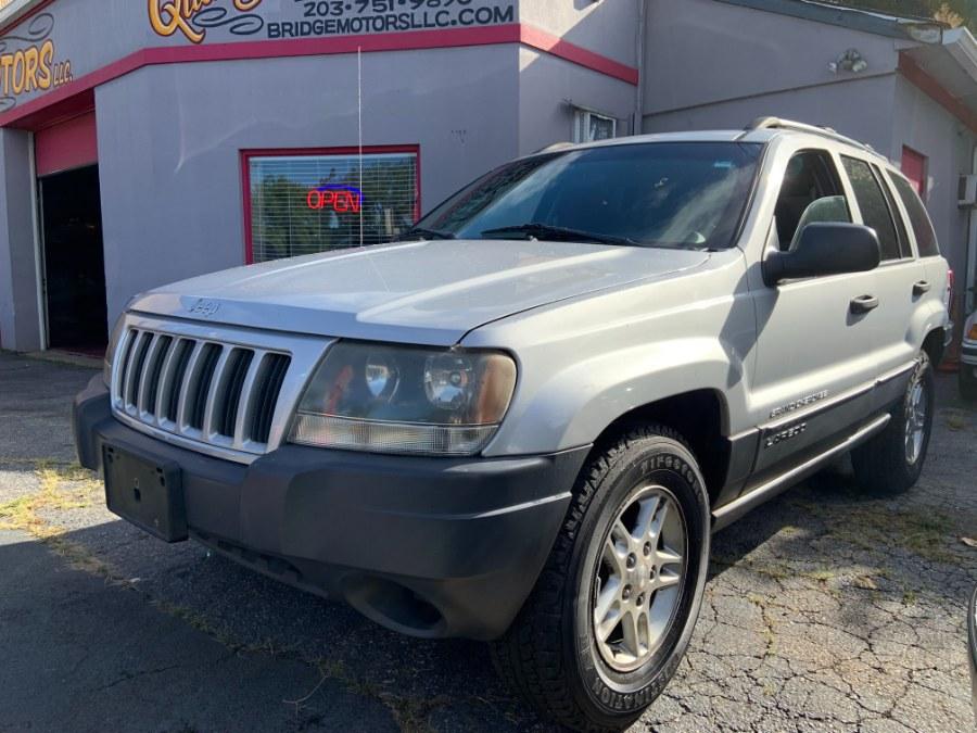 Used 2004 Jeep Grand Cherokee in Derby, Connecticut | Bridge Motors LLC. Derby, Connecticut