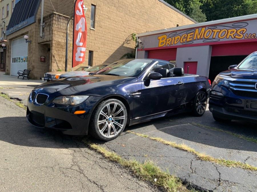 Used BMW M3 2dr Conv 2010 | Bridge Motors LLC. Derby, Connecticut