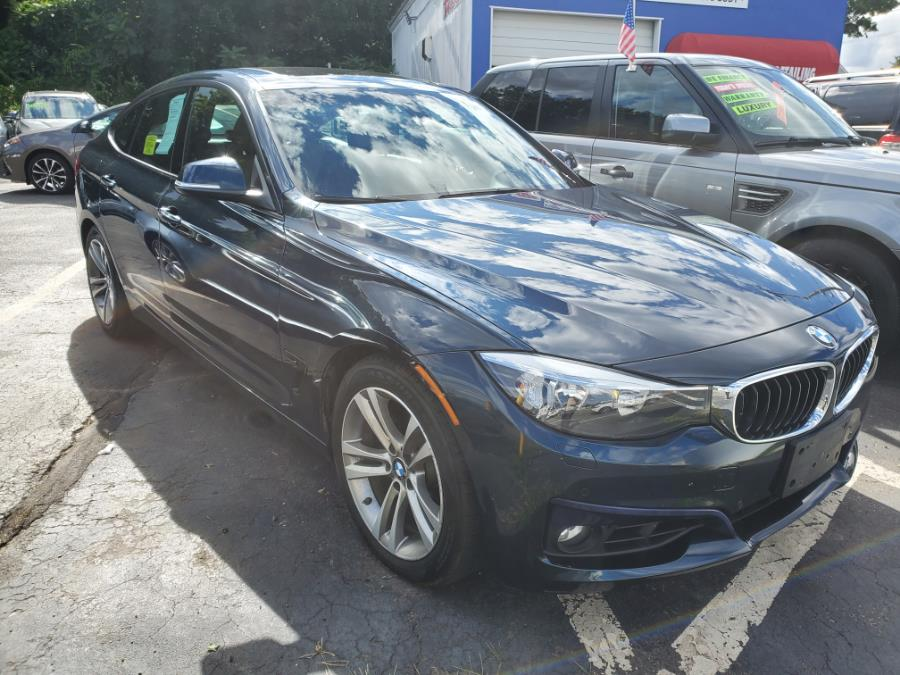 Used BMW 3 Series Gran Turismo 5dr 328i xDrive Gran Turismo AWD SULEV 2016   Capital Lease and Finance. Brockton, Massachusetts