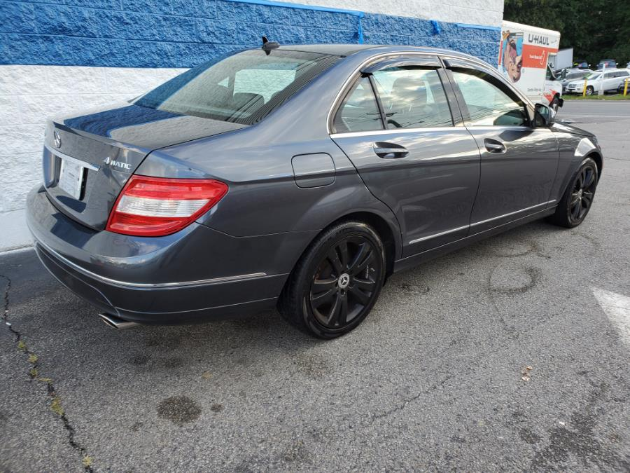 Used Mercedes-Benz C-Class 4dr Sdn 3.0L Sport 4MATIC 2009 | Capital Lease and Finance. Brockton, Massachusetts