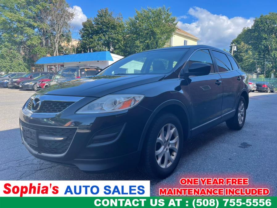 Used 2012 Mazda CX-9 in Worcester, Massachusetts | Sophia's Auto Sales Inc. Worcester, Massachusetts