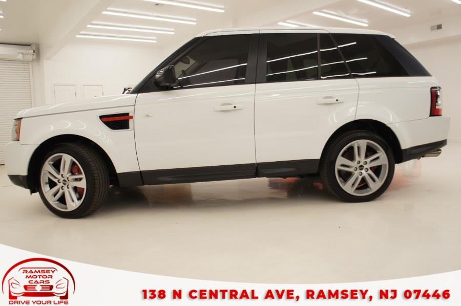 Used Land Rover Range Rover Sport 4WD 4dr SC 2013   Ramsey Motor Cars Inc. Ramsey, New Jersey