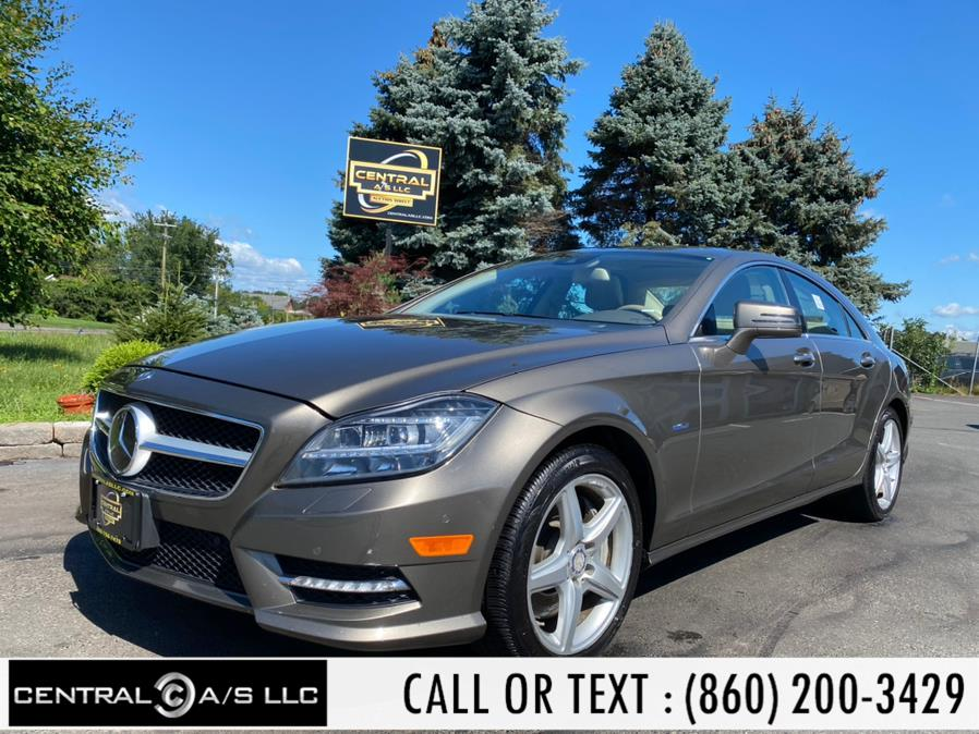 Used Mercedes-Benz CLS-Class 4dr Sdn CLS550 4MATIC 2012   Central A/S LLC. East Windsor, Connecticut