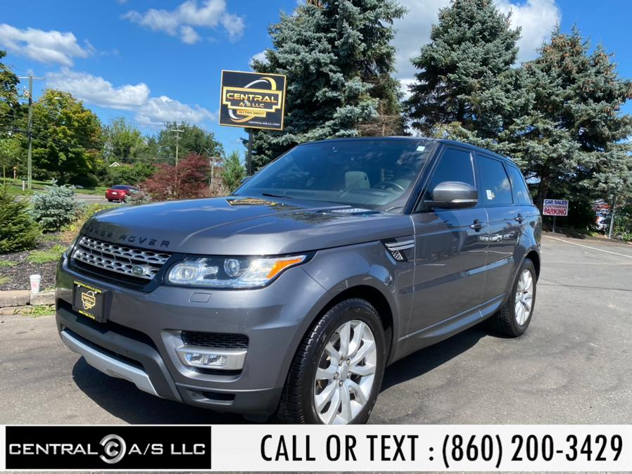 Used Land Rover Range Rover Sport 4WD 4dr HSE 2015   Central A/S LLC. East Windsor, Connecticut