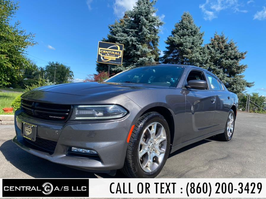 Used Dodge Charger 4dr Sdn SXT AWD 2016   Central A/S LLC. East Windsor, Connecticut