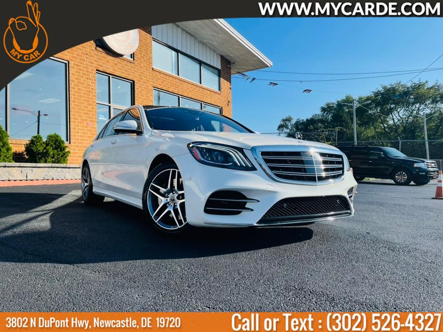 Used 2019 Mercedes-Benz S-Class in Newcastle, Delaware   My Car. Newcastle, Delaware
