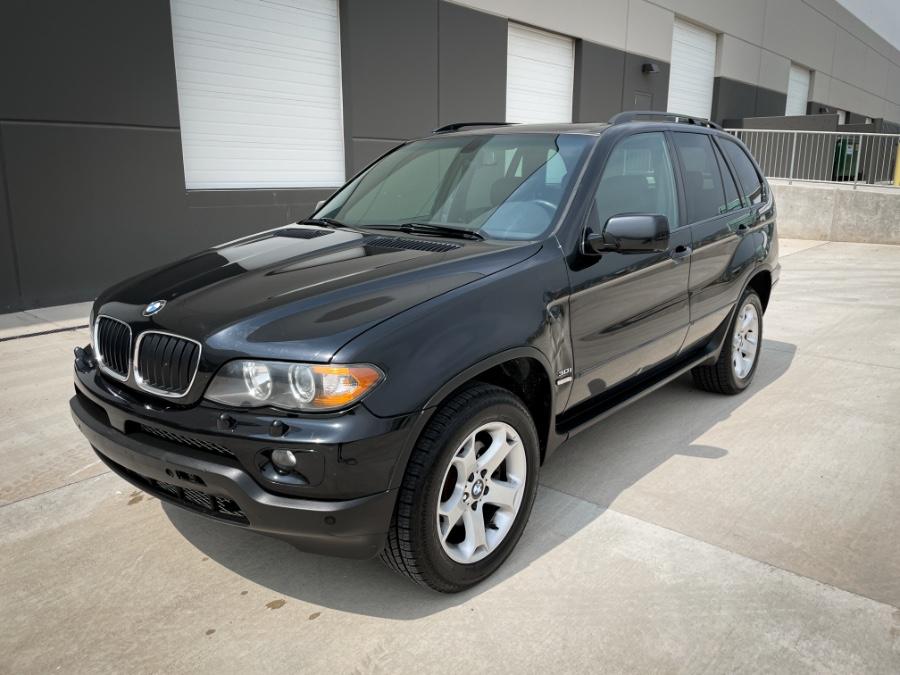 Used BMW X5 X5 4dr AWD 3.0i 2006 | Guchon Imports. Salt Lake City, Utah