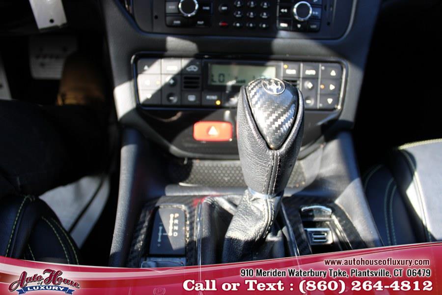 Used Maserati GranTurismo 2dr Cpe GranTurismo MC Stradale 2012 | Auto House of Luxury. Plantsville, Connecticut