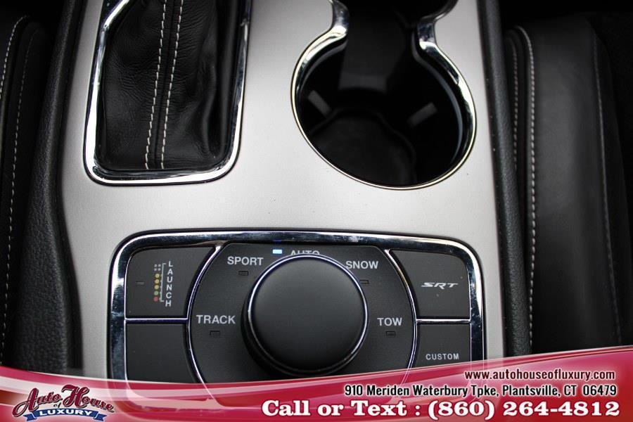 Used Jeep Grand Cherokee SRT 4x4 2017   Auto House of Luxury. Plantsville, Connecticut