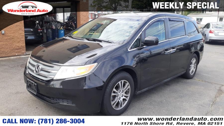 Used 2011 Honda Odyssey in Revere, Massachusetts | Wonderland Auto. Revere, Massachusetts