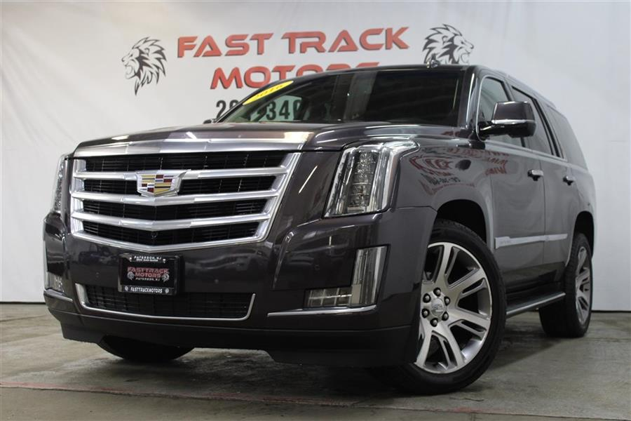 Used Cadillac Escalade LUXURY 2016 | Fast Track Motors. Paterson, New Jersey