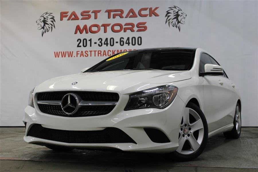Used Mercedes-benz Cla 250 4MATIC 2016 | Fast Track Motors. Paterson, New Jersey