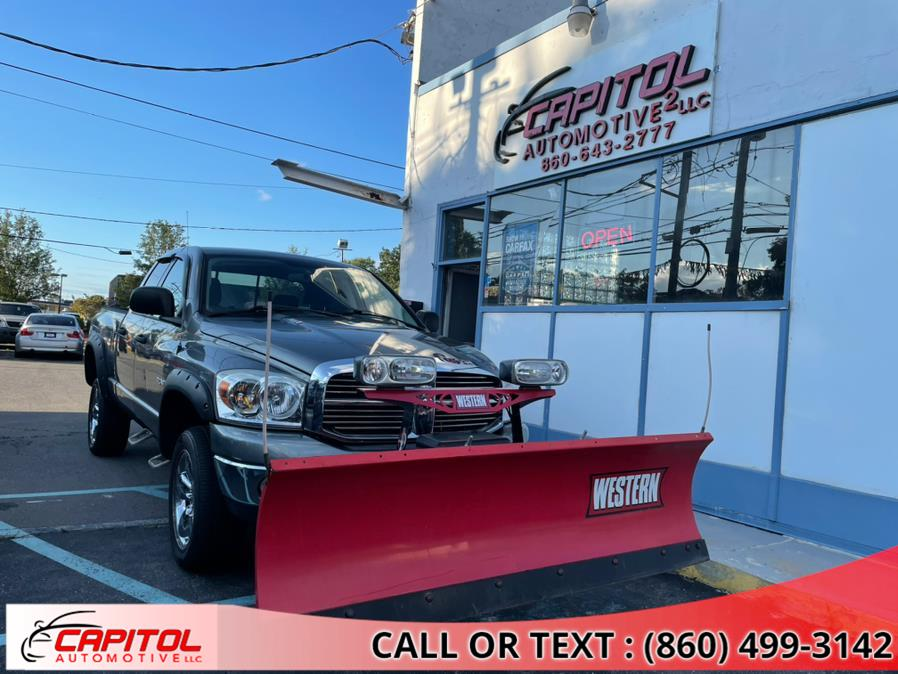 Used 2008 Dodge Ram 1500 in Manchester, Connecticut | Capitol Automotive 2 LLC. Manchester, Connecticut