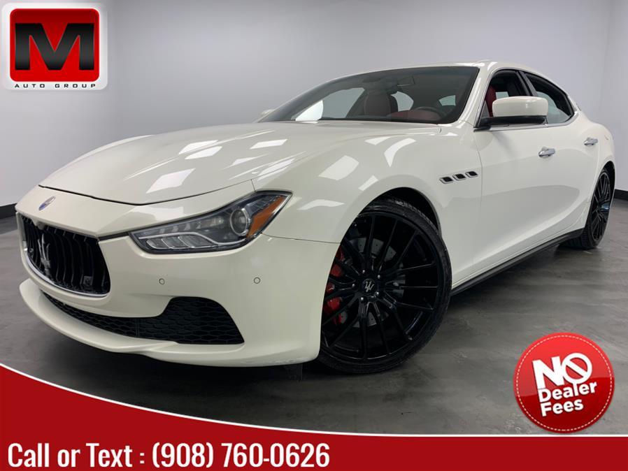 Used Maserati Ghibli 4dr Sdn S Q4 2014 | M Auto Group. Elizabeth, New Jersey