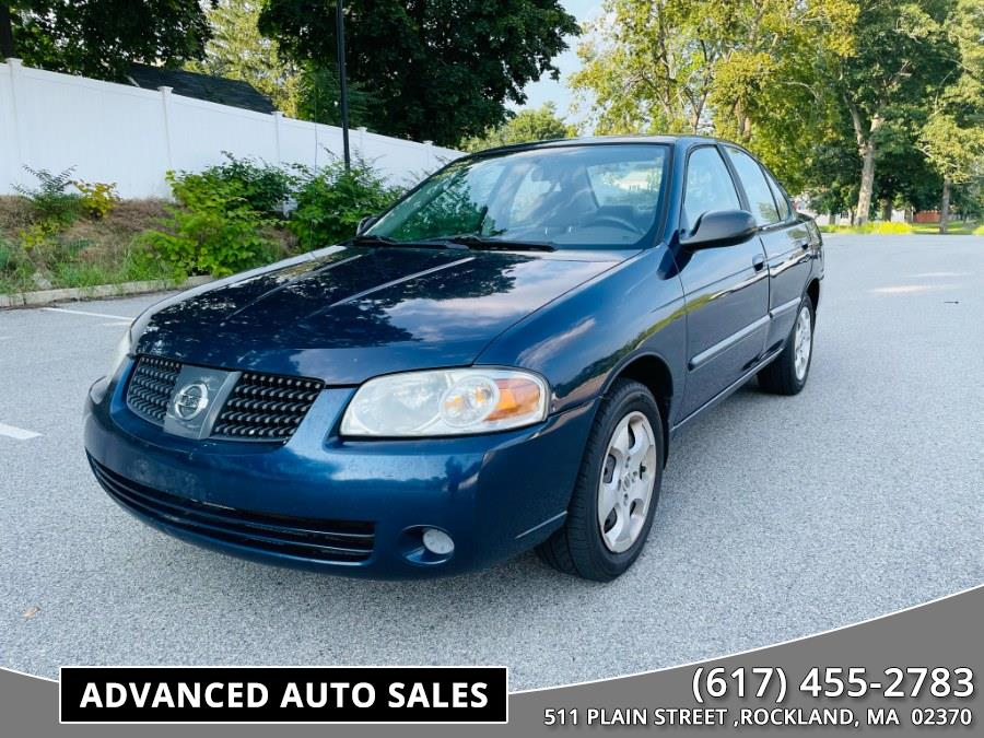 Used 2006 Nissan Sentra in Rockland, Massachusetts | Advanced Auto Sales. Rockland, Massachusetts