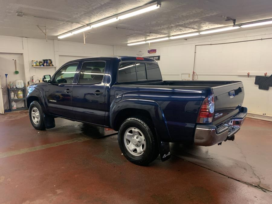 Used Toyota Tacoma 4WD Double Cab V6 AT (Natl) 2013   Routhier Auto Center. Barre, Vermont