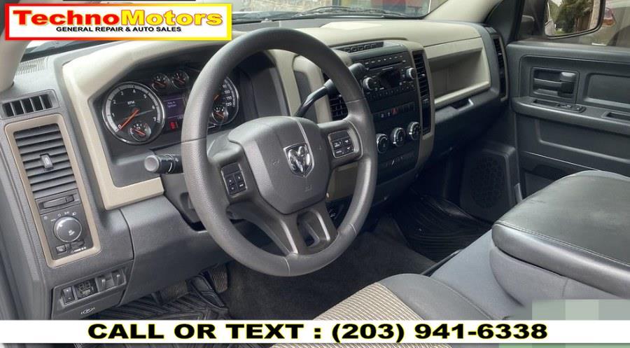 "Used Ram 1500 4WD Crew Cab 140.5"" ST 2012 | Techno Motors . Danbury , Connecticut"