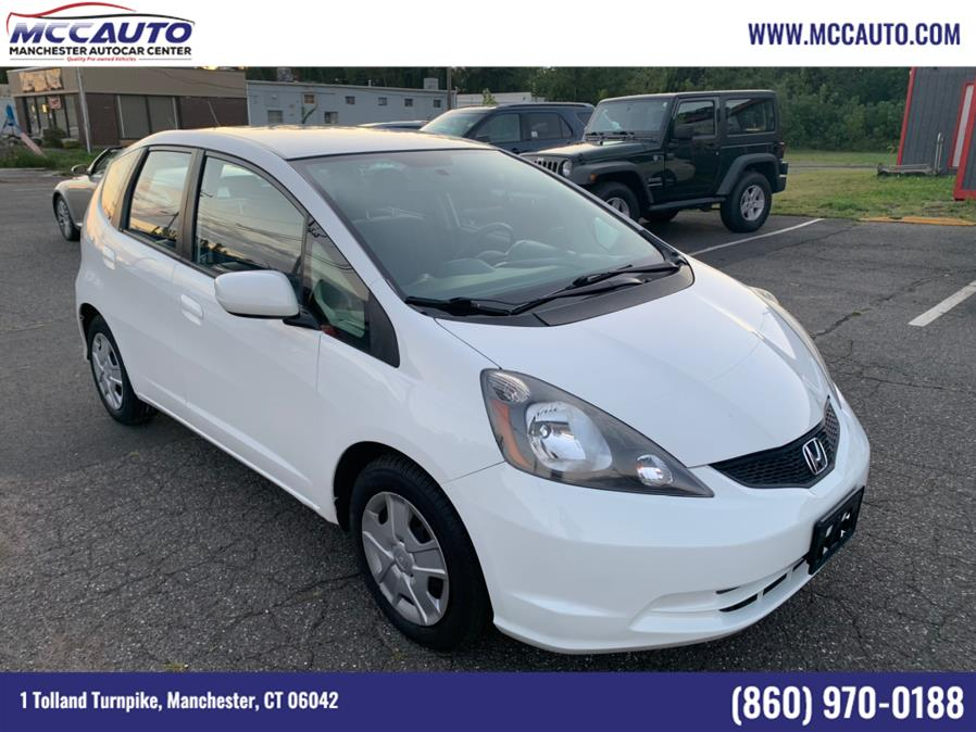 Used 2013 Honda Fit in Manchester, Connecticut | Manchester Autocar Center. Manchester, Connecticut