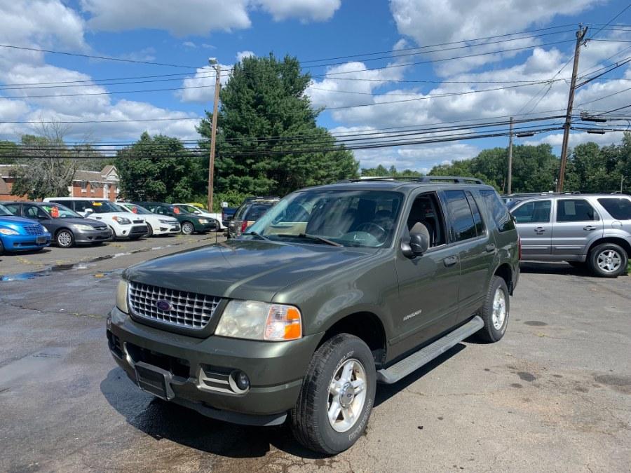 "Used Ford Explorer 4dr 114"" WB 4.0L XLT Sport 4WD 2004   CT Car Co LLC. East Windsor, Connecticut"