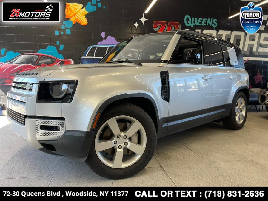 Used Land Rover Defender 110 First Edition AWD 2020 | 26 Motors Queens. Woodside, New York
