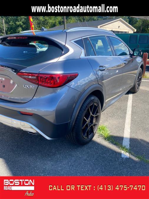 Used INFINITI QX30 Premium AWD *Ltd Avail* 2017   Boston Road Auto. Springfield, Massachusetts
