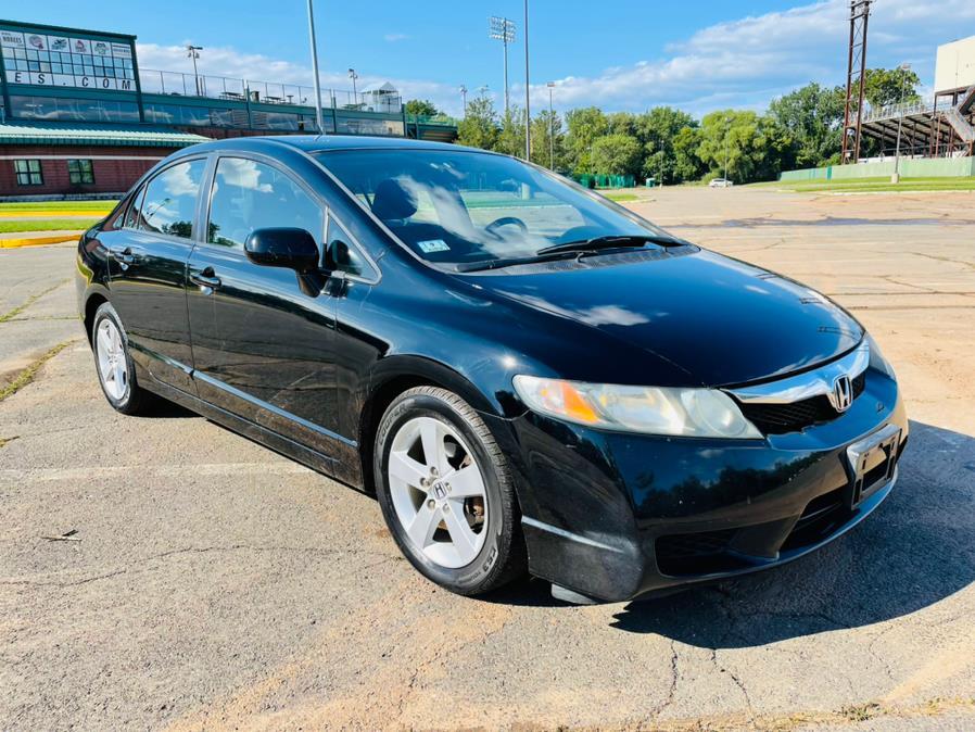 Used Honda Civic Sdn 4dr Auto LX-S 2011 | Supreme Automotive. New Britain, Connecticut
