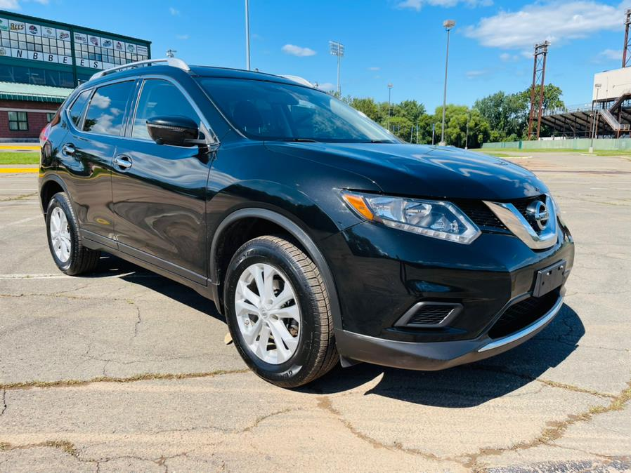 Used Nissan Rogue AWD 4dr SV 2016   Supreme Automotive. New Britain, Connecticut
