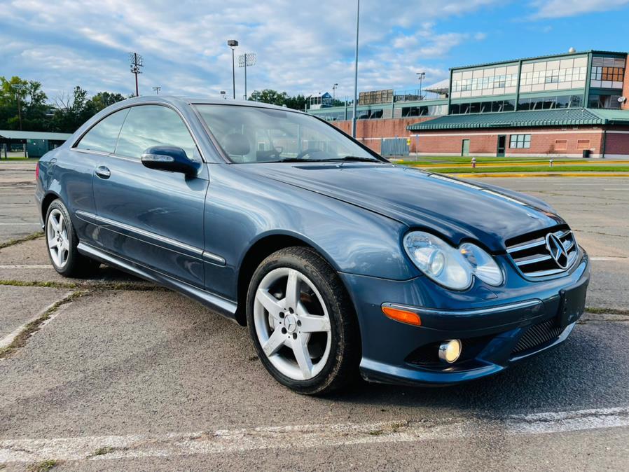Used Mercedes-Benz CLK-Class 2dr Coupe 5.0L 2006 | Supreme Automotive. New Britain, Connecticut