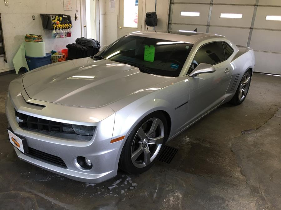 Used Chevrolet Camaro 2dr Cpe 2SS 2010 | Maine Central Motors. Pittsfield, Maine