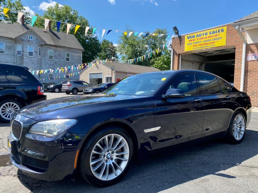 Used BMW 7 Series 4dr Sdn 750i xDrive AWD 2014   VEB Auto Sales. Hartford, Connecticut