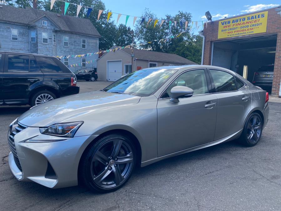 Used Lexus IS IS 300 AWD 2017   VEB Auto Sales. Hartford, Connecticut