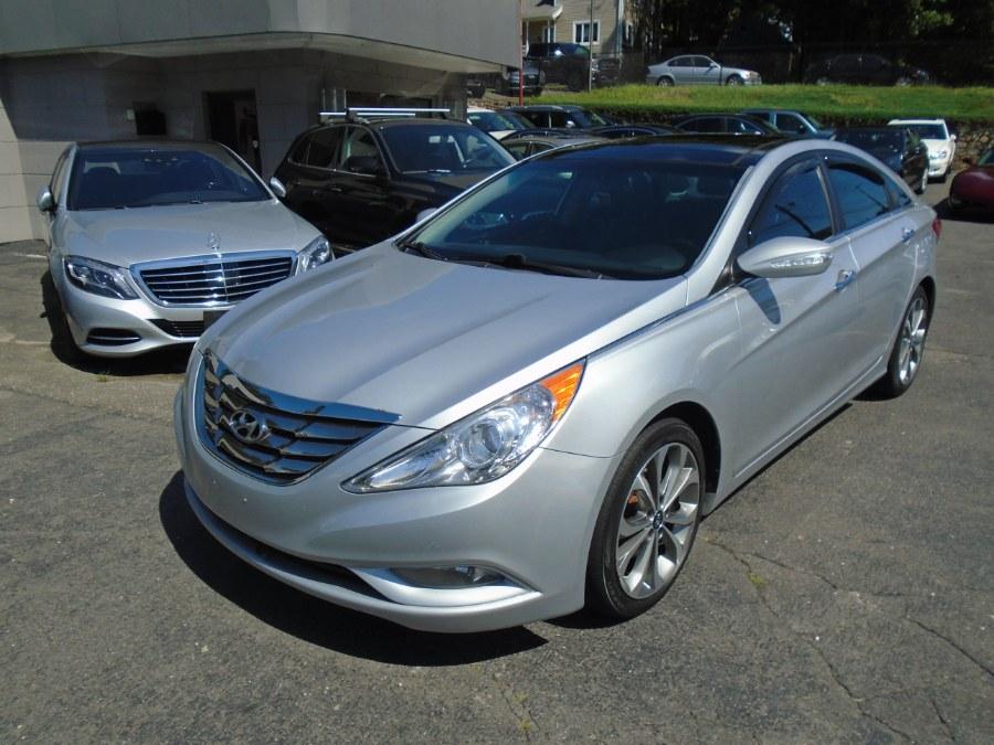 Used Hyundai Sonata LIMITED 2013 | Jim Juliani Motors. Waterbury, Connecticut