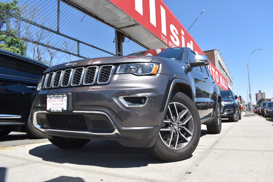 Used Jeep Grand Cherokee Limited 4x4 2018 | Hillside Auto Mall Inc.. Jamaica, New York