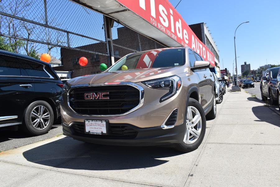 Used GMC Terrain AWD 4dr SLE 2018   Hillside Auto Mall Inc.. Jamaica, New York