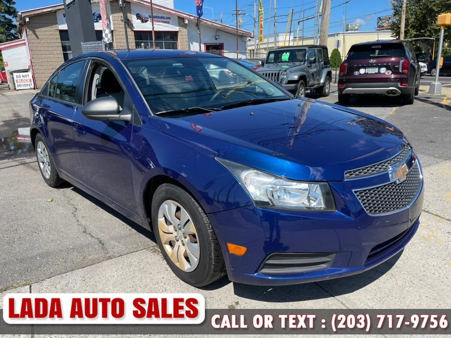 Used 2013 Chevrolet Cruze in Bridgeport, Connecticut | Lada Auto Sales. Bridgeport, Connecticut
