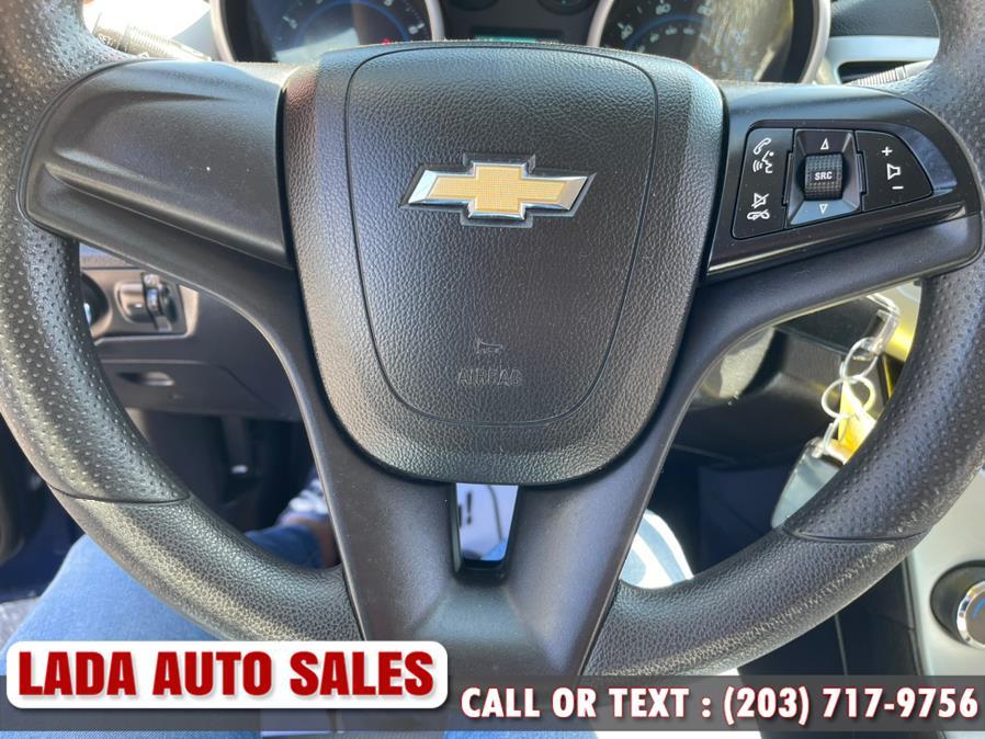 Used Chevrolet Cruze 4dr Sdn Auto LS 2013   Lada Auto Sales. Bridgeport, Connecticut