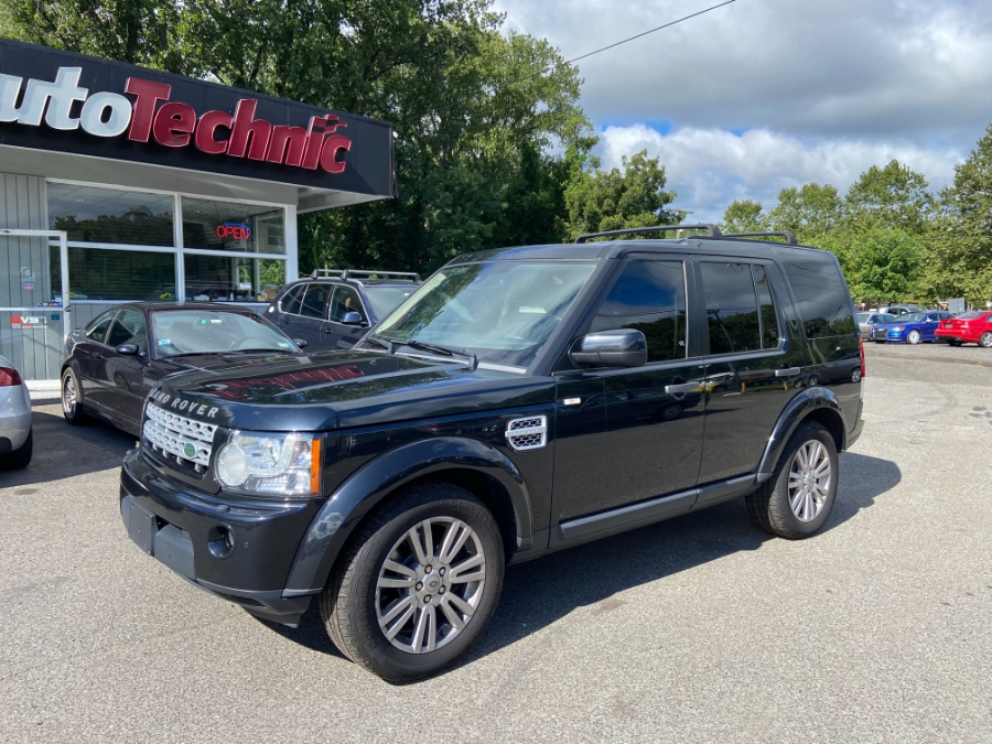 Used 2012 Land Rover LR4 in New Milford, Connecticut