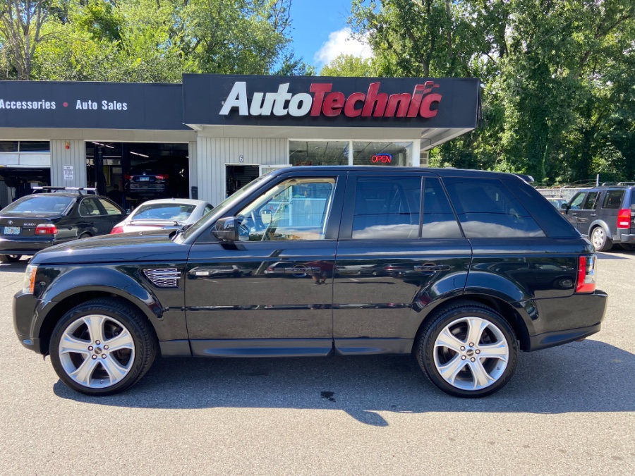 Used 2012 Land Rover Range Rover Sport in New Milford, Connecticut