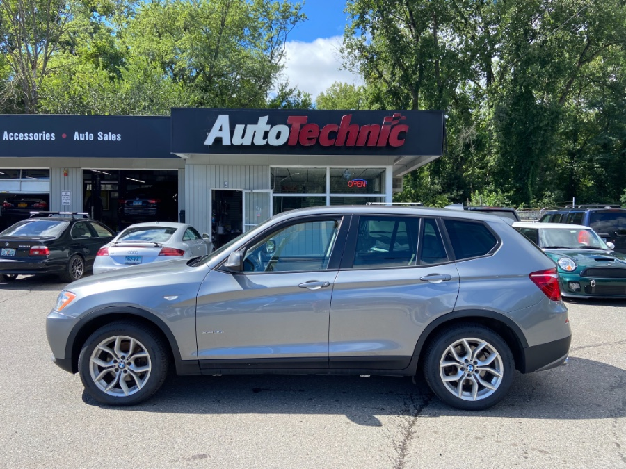 Used 2012 BMW X3 in New Milford, Connecticut