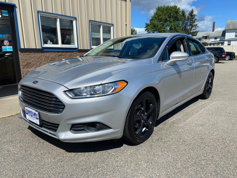Used 2016 Ford Fusion in East Windsor, Connecticut | Century Auto And Truck. East Windsor, Connecticut
