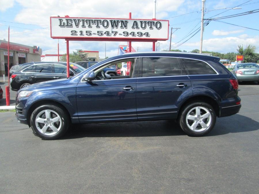 Used 2015 Audi Q7 in Levittown, Pennsylvania | Levittown Auto. Levittown, Pennsylvania