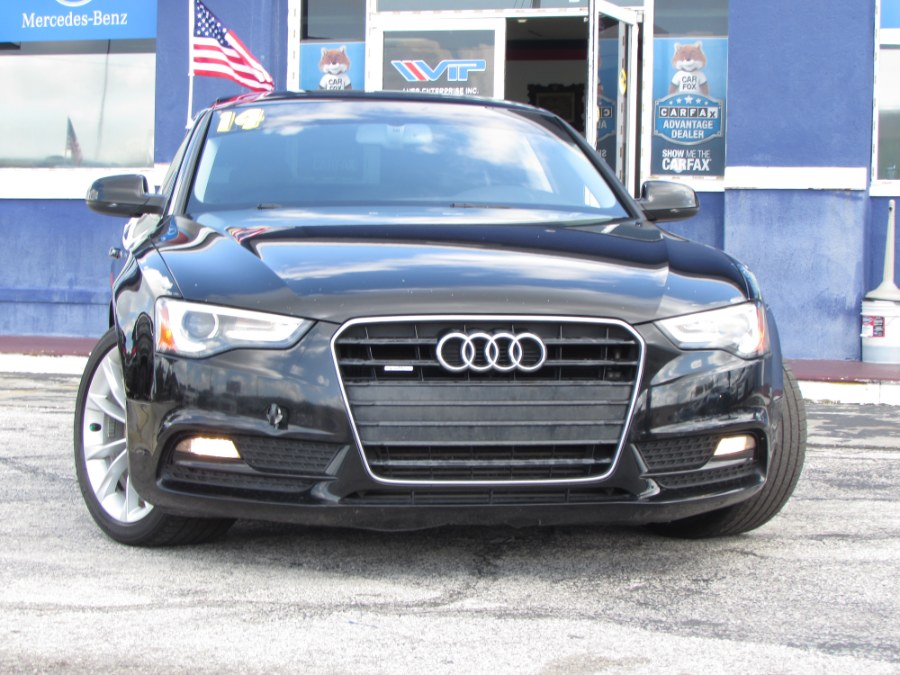 Used 2014 Audi A5 in Orlando, Florida | VIP Auto Enterprise, Inc. Orlando, Florida