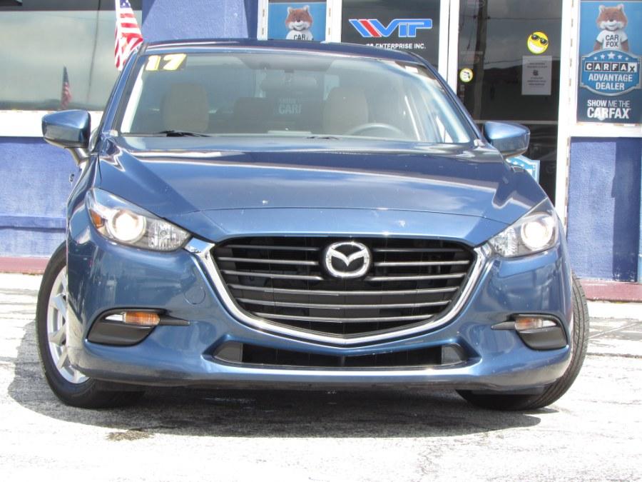 Used 2017 Mazda Mazda3 4-Door in Orlando, Florida | VIP Auto Enterprise, Inc. Orlando, Florida