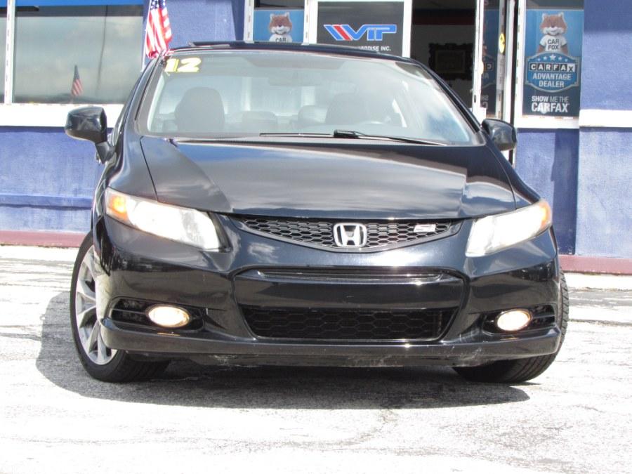 Used 2012 Honda Civic Cpe in Orlando, Florida | VIP Auto Enterprise, Inc. Orlando, Florida