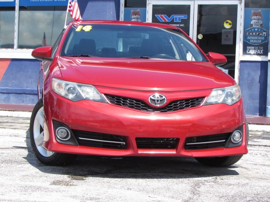 Used 2014 Toyota Camry in Orlando, Florida | VIP Auto Enterprise, Inc. Orlando, Florida