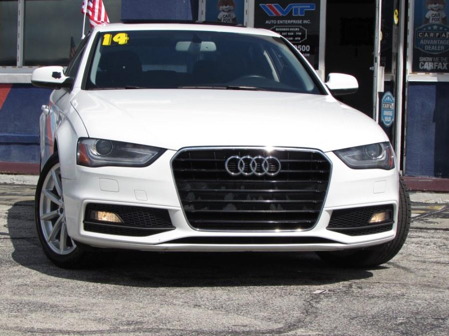 Used 2014 Audi A4 in Orlando, Florida | VIP Auto Enterprise, Inc. Orlando, Florida