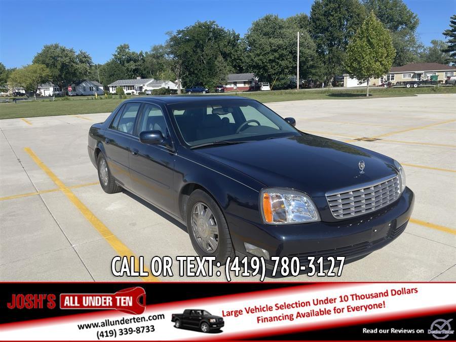Used 2004 Cadillac DeVille in Elida, Ohio | Josh's All Under Ten LLC. Elida, Ohio